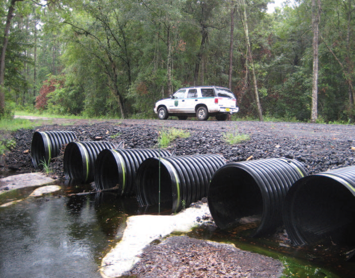 Culverts: where the water meets the road
