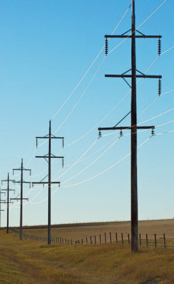 Wood Power Poles Sizes : The product that helps power america